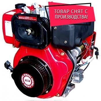 Двигатель GreenField GF 186 FDE