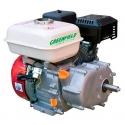 Двигатель с редуктором GreenField GF 168F (GX160)
