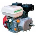 Двигатель с редуктором GreenField GF 168 F-1R (GX200)