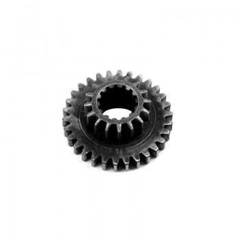 Гидравлический цилиндр рулевого механизма Foton 244, Jinma 244/264