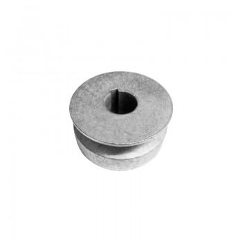 Крыльчатка водяного насоса (помпы) КМ385ВТ (DongFeng 244/240, Foton 244, Jinma 244)