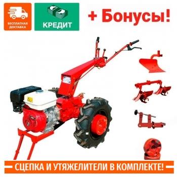 МТЗ Беларус 09Н-02 с двигателем Weima WM188F