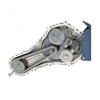 Инновационный редуктор MultiAGRO (пониженные и повышенные передачи)