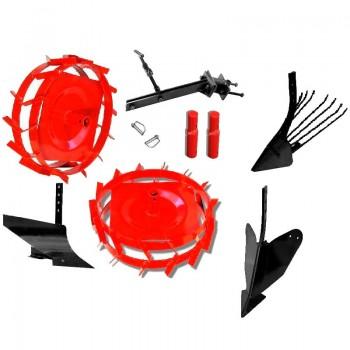 Комплект заводского производства из стали высокого качества для МБ Caiman (Pubert), Vario