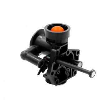 Прокладка ГБЦ (D-100 мм) TY2100 (Xingtai 244)