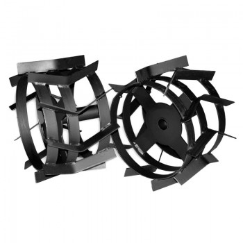 Колеса металлические широкие КМШ
