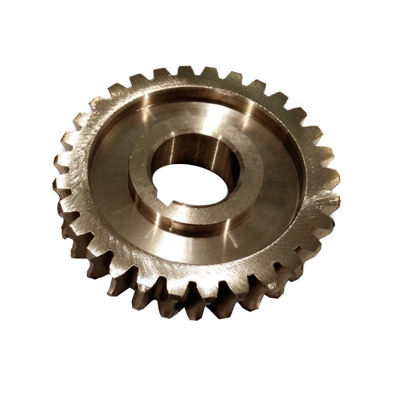 Шестерня редуктора 25 мм, 30 зубьев, ∅ 81 (внешний)