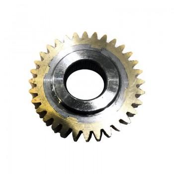 Шестерня редуктора ∅ 19 мм, ∅ 56 (внешний), 31 зуб