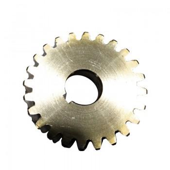 Шестерня редуктора ∅ 19 мм, 24 зуба