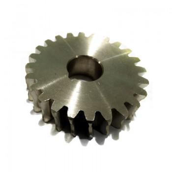 Шестерня редуктора ∅ 19 мм (70 внешний), 20 зубьев