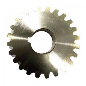 Шестерня редуктора ∅ 22 мм (70 внешний), 24 зуба