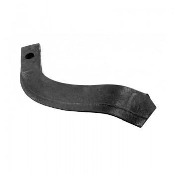 Нож фрезы левый 300GR 120×165mm - RF