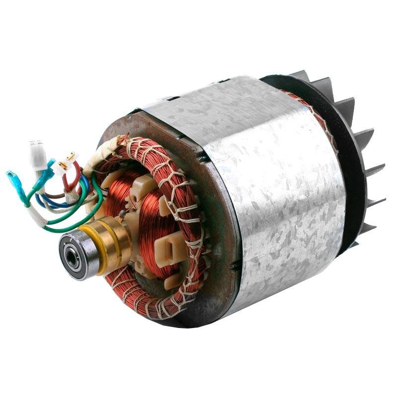 Статор в сборе с ротором 2.5KW (медь) - GN 2.5 KW
