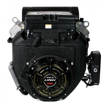 Двигатель Lifan LF2V78F-2A (вал Ø25 мм, катушка 20 А)