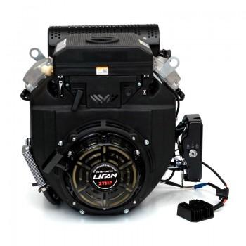 Двигатель Lifan LF2V78F-2A PRO (вал Ø25 мм, катушка 20 А)