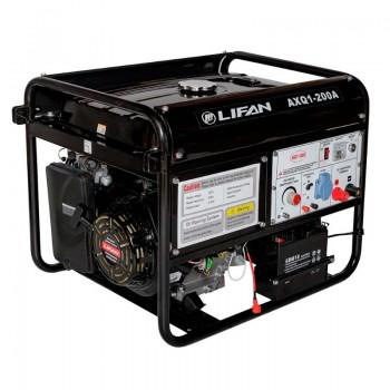 Сварочный генератор LIFAN AXQ1-200