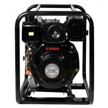Мотопомпа Lifan 80ZB30-4С Diesel