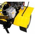Корпус воздушный в сборе с фильтром для карбюратора КМБ-5