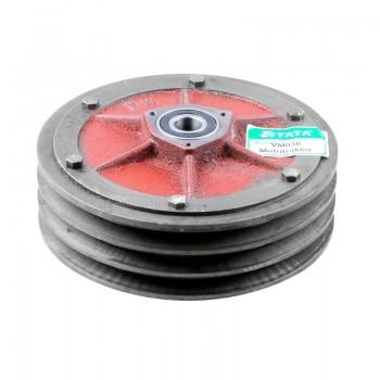 Сцепление в сборе трехручейное (2 дисковое)
