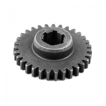 Ремень приводной 17×800 (зубчатый) для двигателей 168F /170F