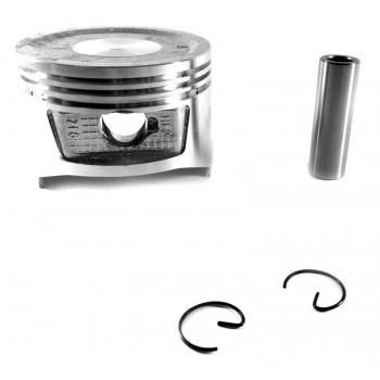 Набор (поршень,кольца,скобы, палец) для двигателя 188F