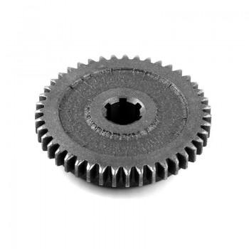 Шестерня вала переходного редуктора Z-43, Ø113 мм (под колодку Ø85 мм) 12 колесо