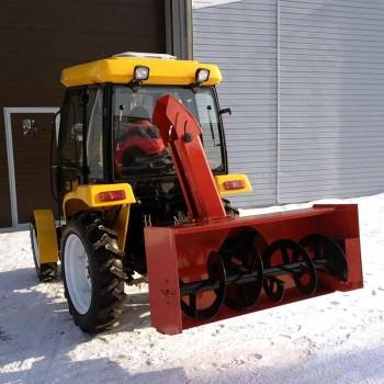 Роторный снегоуборочник
