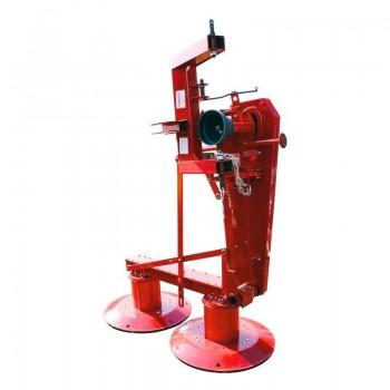Крышка генератора задняя - GN 2-3.5 KW