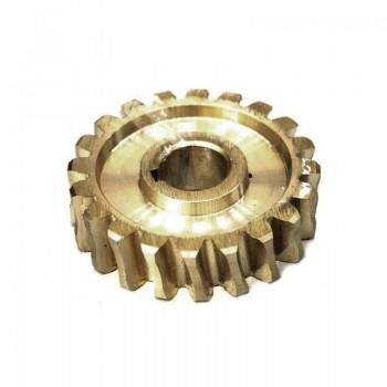 Шестерня редуктора ∅19 мм, 20 зуб