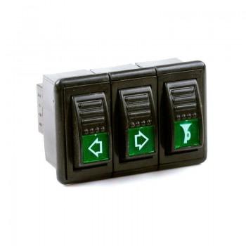 Блок переключателей (2 позиционный) DF240/244