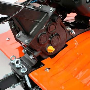 Двигатель Lifan 192FD (вал Ø25 мм, катушка 6 А)