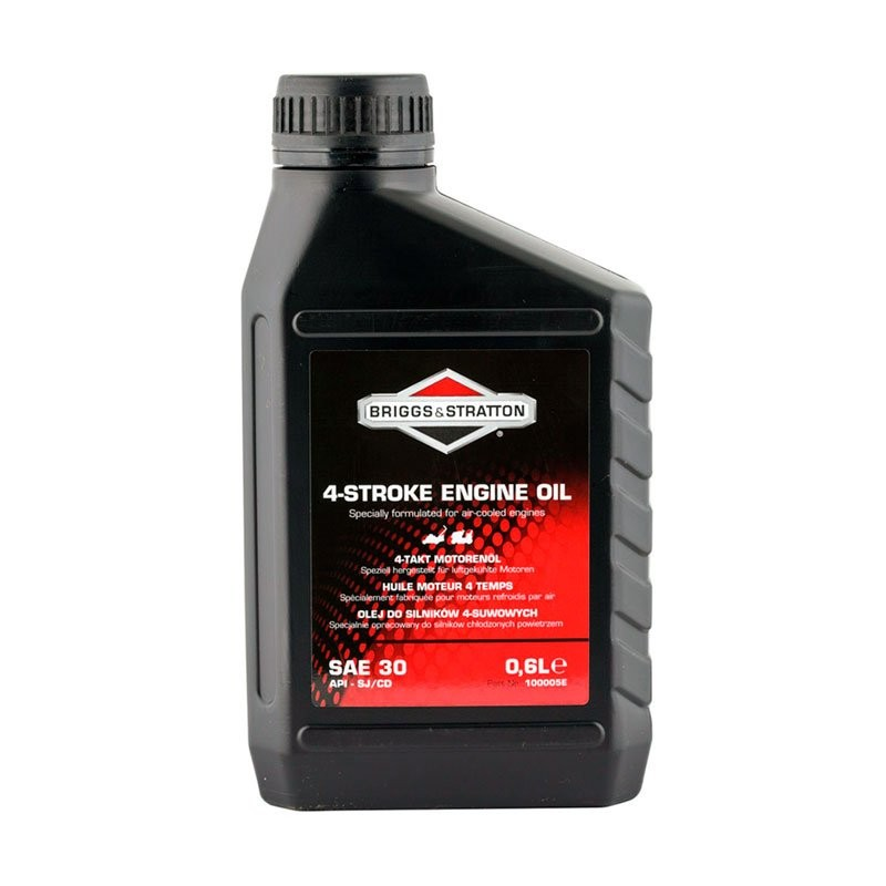 Моторное масло Briggs&Stratton SAE 30, 0.6 л