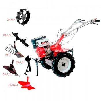 Подшипник переднего колеса (внутренний) 30206 для минитрактора