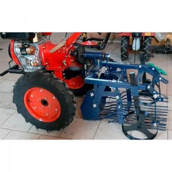 Трос газа L-1550 мм (верх вилка, низ трос) МТ