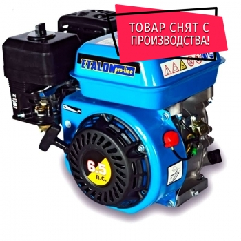 Двигатель ETALON GE168F-1
