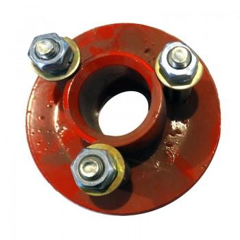 Звезда двухрядная Ø18 мм, Z-13 (12 колесо)