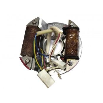Набор поршень, кольца, скобы для двигателя 168F-1 (∅68 мм)